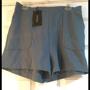 NWT Shinestar shorts